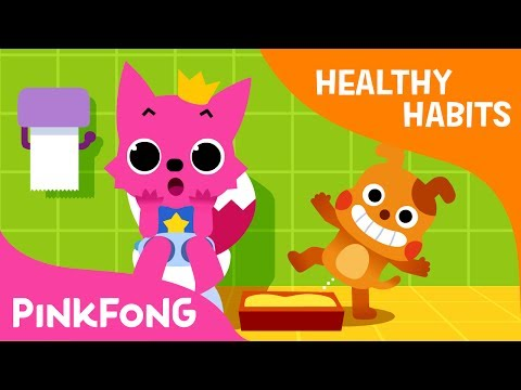 The Potty Song | Healthy Habits | Pinkfong Songs for Children