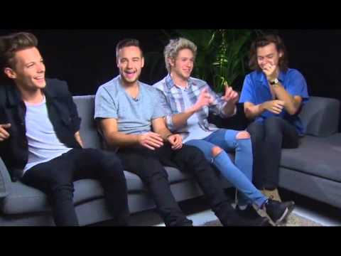Shortened Version of the MBC Interview of One Direction Nov 2014 (Hilarious parts + Larry moments)