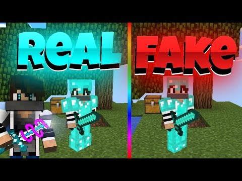 Fake Diamond Armor Challenge In MCPE CTF – Minecraft PE Capture The Flag  | AlphinCyber LBSG