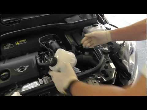 Mini Cooper Oil Change - How to Change Mini Cooper Oil - Easy Video Tutorial