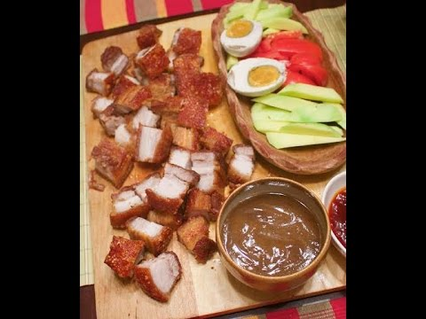 HOW TO COOK THE BEST LECHON KAWALI (CRISPY PORK BELLY)