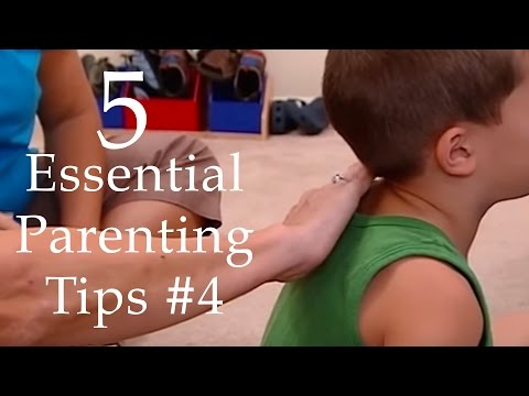 5 Essential Parenting Tips #4 - Dealing with Anger & Aggression | Supernanny