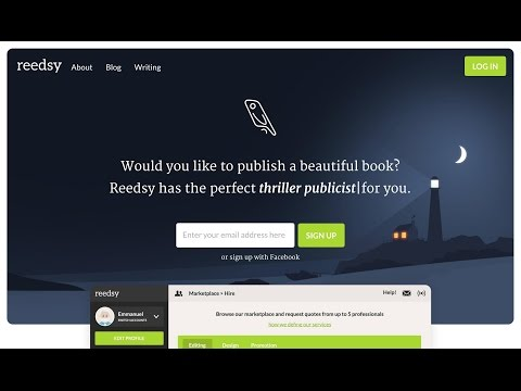 How to find the best editor, designer or marketer for your book.
