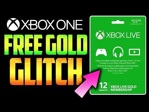 How To Get Unlimited Xbox Live Gold Free In 2018 (Without Any Code Generators Or Surveys!)