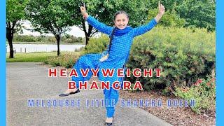 Heavyweight Bhangra | Ranjit Bawa | Melbourne little bhangra queen | Bhangra