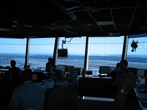 Seattle-Tacoma International Airport: Ramp Tower