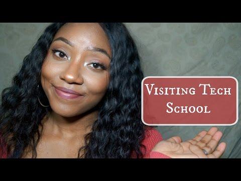 Visiting Tech School + Base Hotel Room Tour