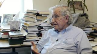 An Hour With Chomsky - Activisim Past and Present