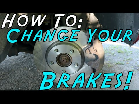 How To REPLACE Your Brakes | Mazda3