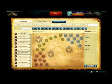 League Of Legends Mordekaiser Top Guide: Runes, Masteries, Item Set [720p German]