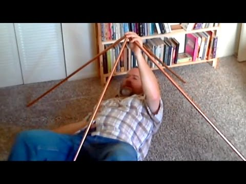 Grounding Techniques. How to Stay Grounded with a Copper Pyramid