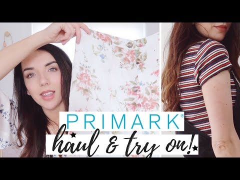 PRIMARK HAUL AND TRY ON!  MARCH / APRIL 2018 |