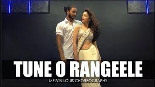 Tu Ne O Rangeele | Melvin Louis ft. Sandeepa Dhar
