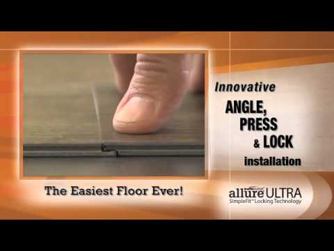 Allure Ultra SimpleFit Flooring