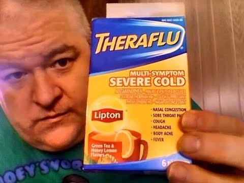 Multi-symptom severe cold THERAFLU (product review)