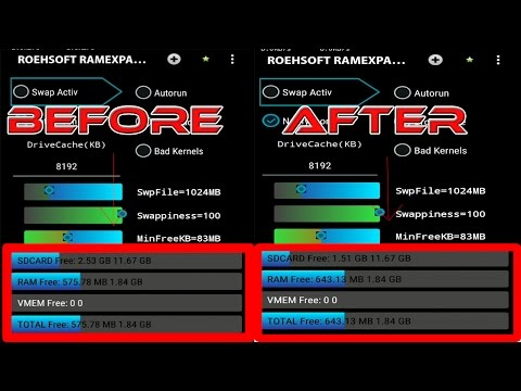 how to || increase ram || on any android phone || (2018)100% WORKING