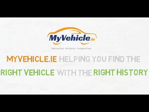 Do an Irish car history check with MyVehicle.ie