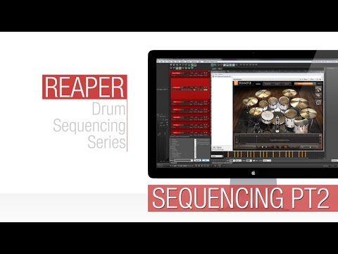 How To: Midi Drum Programming / Sequencing - Making More Realistic Beats