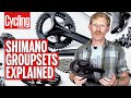 Shimano Groupsets All You Need To Know Cycling Weekly