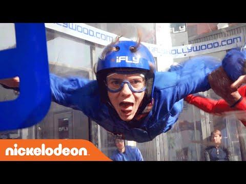 Henry Danger   Jace Norman & Jordyn Jones Skydiving   Nick