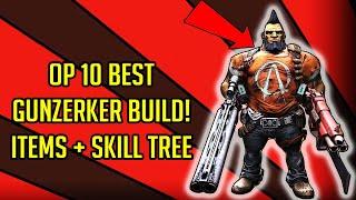 9:32) Borderlands 2 Gunzerker Skill Tree Build Video