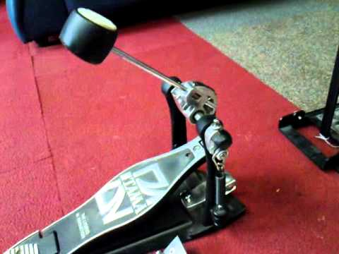 Kick drum pedal homemade foot board pt 1