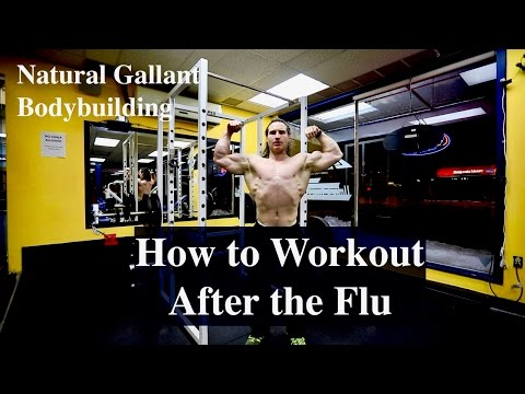 How to Return to the Gym After Having the Flu