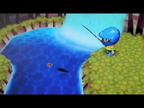 Animal Crossing City Folk: Catching Char