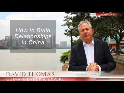 Episode 1: How to Build Relationships in China