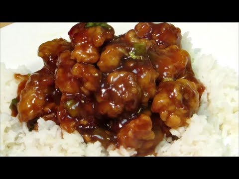 How to make General Tso's Chicken - General Tso's Chicken Recipe
