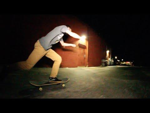 PERFECT Fast Skateboarding Line!