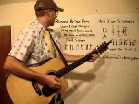 worship song fast strum pattern mike smith fresno california - Worship Guitar Lessons