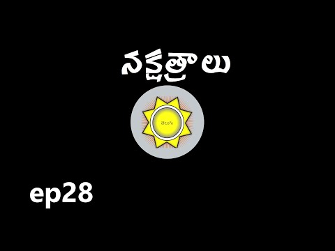 Learn Astrology in Telugu | Introduction to Nakshatras | Ep28