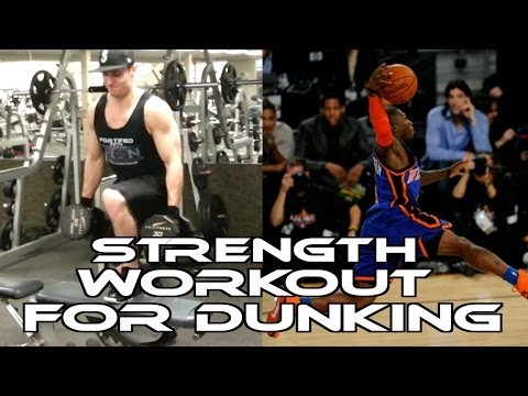 Vertical Jump Training Leg Day - Strength Training That Will Increase Your Vertical Jump!