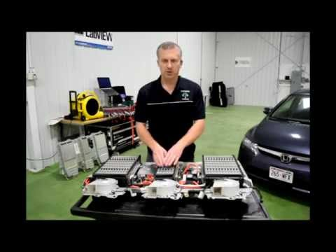 HEV-TV 2.16: Toyota and Lexus Hybrid SUV Battery Pack