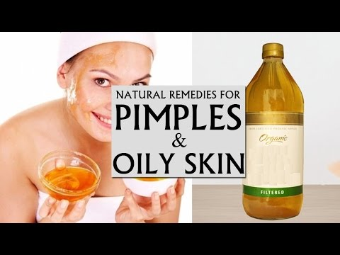 Apply this Natural Solution to Get Rid of Pimples & Oily Skin