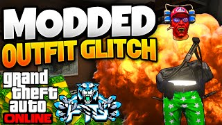 HOT MODDED OUTFIT GLITCH GTA 5 ONLINE PS3 | Daikhlo