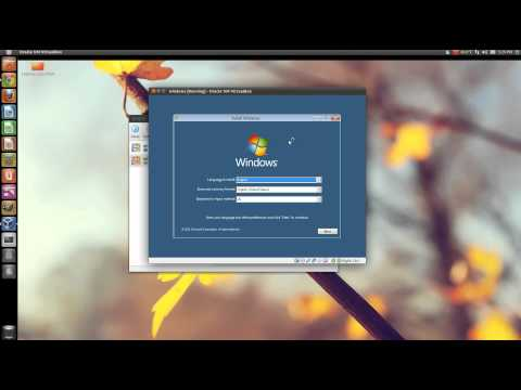 How to install Windows 8 in Linux via Virtual Box/ Mac and Windows