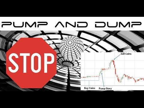 DON'T GET CAUGHT IN PUMP AND DUMPS IN CRYPTOCURRENCY