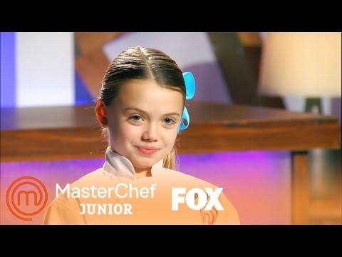 Avery Has A Perfect Steak | Season 6 Ep. 15 | MASTERCHEF JUNIOR
