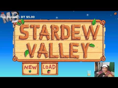 Stardew Valley Multiplayer w/ Elephant Crunch