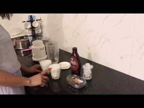 Hershey syrup shake recipe