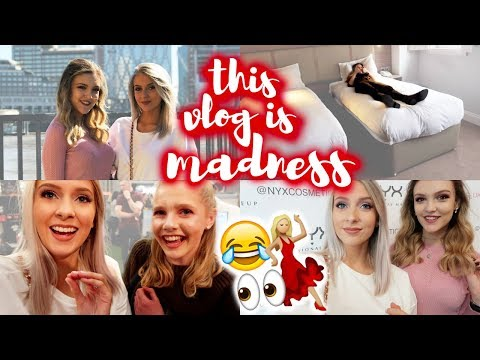 HOTEL MADNESS & MEETING YOU GUYS! 👯 Big Beauty Day Out VLOG