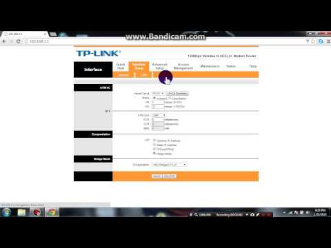 how to change or put password on wifi tplink 2015