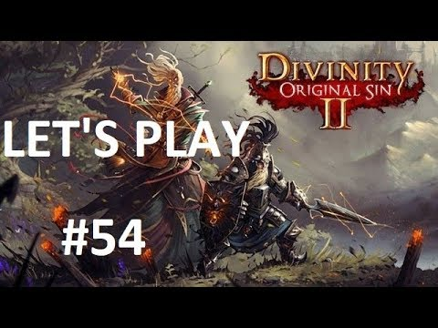 [FR] Divinity Original Sin 2 - Let's Play - Episode 54 -Egouts Sous La Prison -