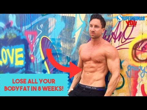 Get Lean FASTER & Lose Belly Fat! 9 Steps to LOSE all your BODY FAT  in 8 Weeks!