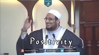 Positivity  - Yayha Ibrahim