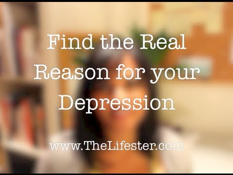 Why am I depressed? Depression test
