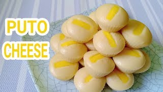 How to Make Puto Recipe I Puto Cheese