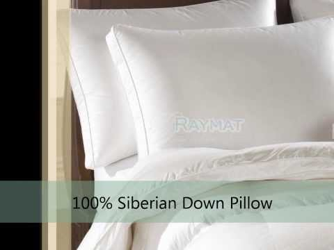 Goose Down Pillows Sale at Raymat